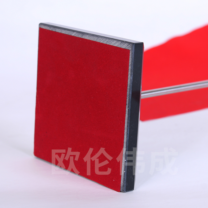 USD Table On Marble Yshape Conference Room Table Flag Office - Red conference table