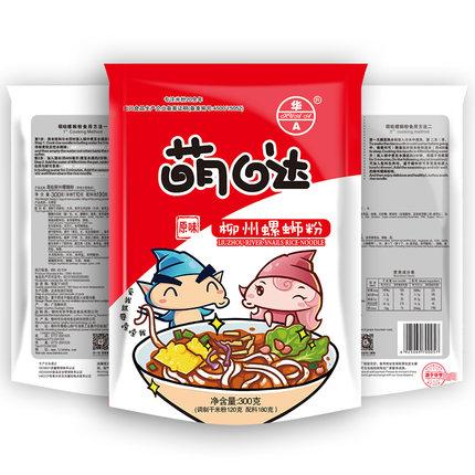 柳州正宗螺蛳粉300g*3袋
