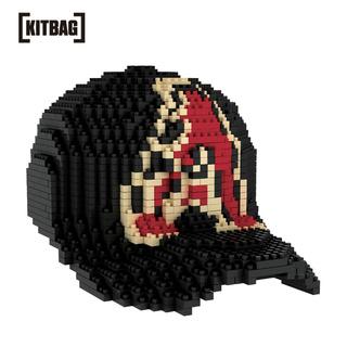 Сувениры,  Азия прибыль шелковица что кольцо хвост змея  3D BRXLZ бейсболка строительные блоки установите, цена 3862 руб