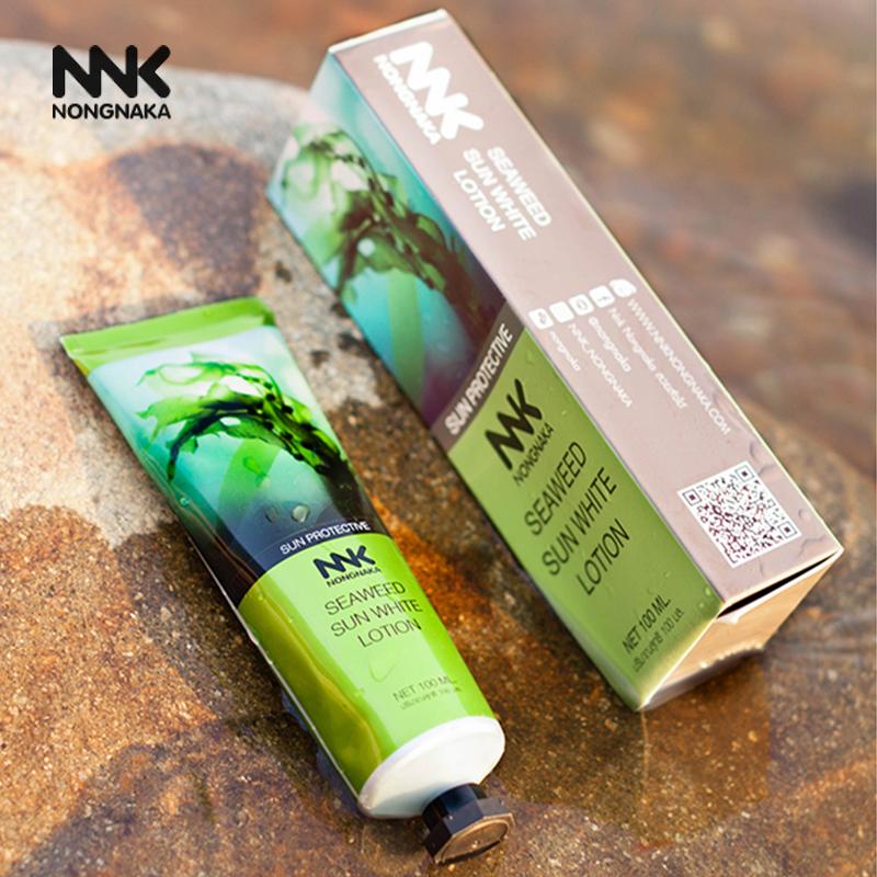泰国NNK海藻防晒霜SPF50