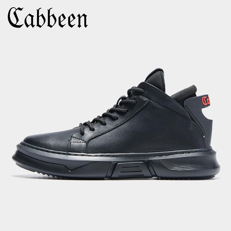 专柜同款!卡宾男士休闲鞋