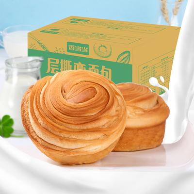 【香当当】早餐手撕面包整箱1000g