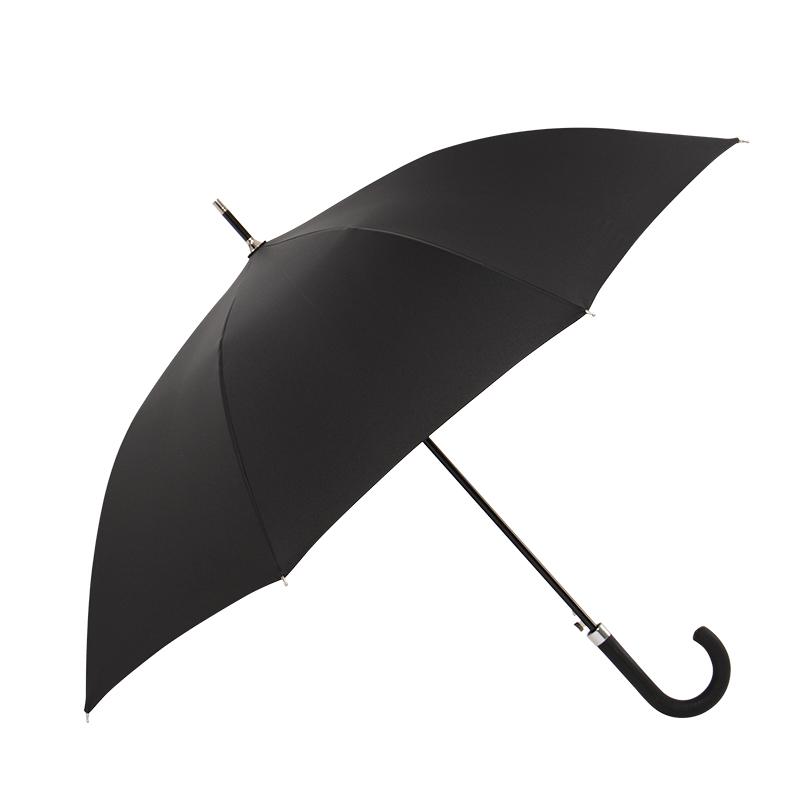 杜帛直杆长柄弯钩自动伞双人加固抗风雨伞复古英伦抗台风暴伞ins_领取20元天猫超市优惠券
