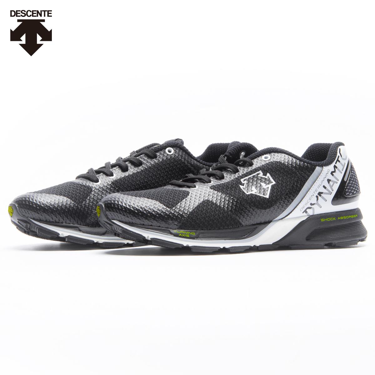 DESCENTE迪桑特男鞋 RUNNING系列 男女款跑步運動鞋 D6429RRN2