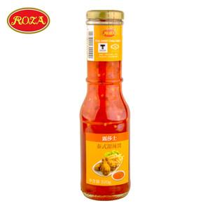 泰国进口 露莎士 泰式 甜辣酱 320g*2瓶 主图