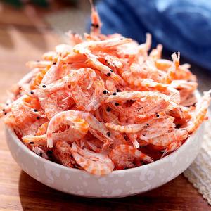 【第二件9.9】淡干磷虾干虾皮250g