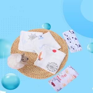 婴儿纱布手帕新生纯棉浴巾宝宝毛巾被全棉纱吸水小孩儿童洗澡巾