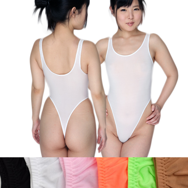 Tight one piece swimsuits japanese girls advise you