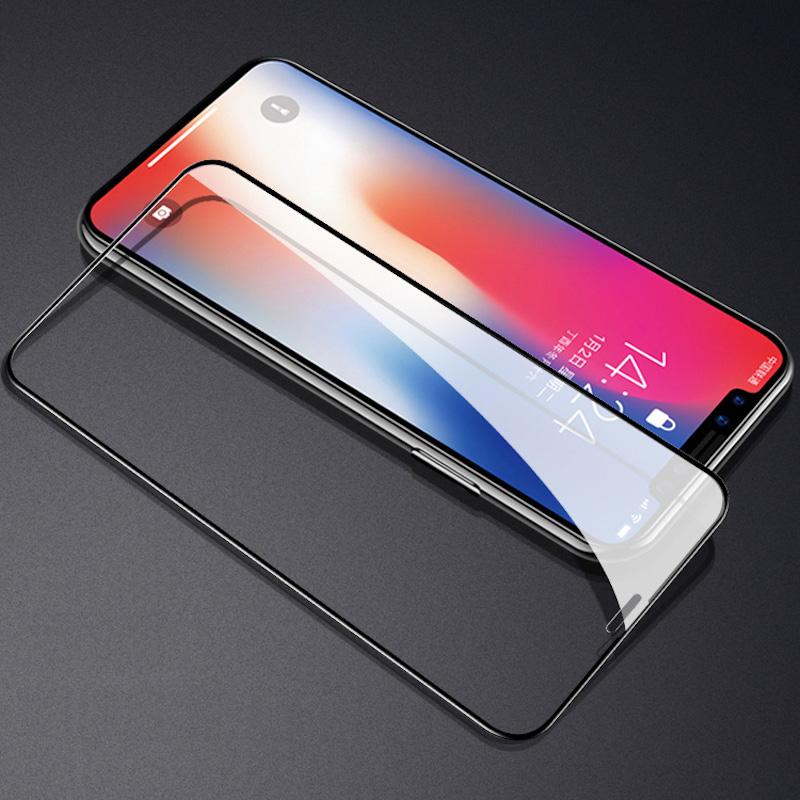苹果X钢化膜6s手机贴膜iPhone7Plus玻璃9D全屏覆盖6P全包8Puls蓝光iPhoneXsMAX纳米膜XR液态XS前后ix液体MAX