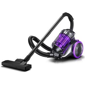 普沃达吸尘器小型家用大功率地毯除螨手持式迷你强力静音H6