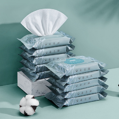 嫚熙迷你湿巾小包婴儿手口专用10抽10包加厚便携旅行随身装湿纸巾的图片来自淘券快报,领券宝