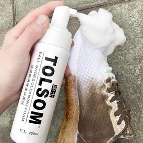 小白鞋泡沫剂200ml