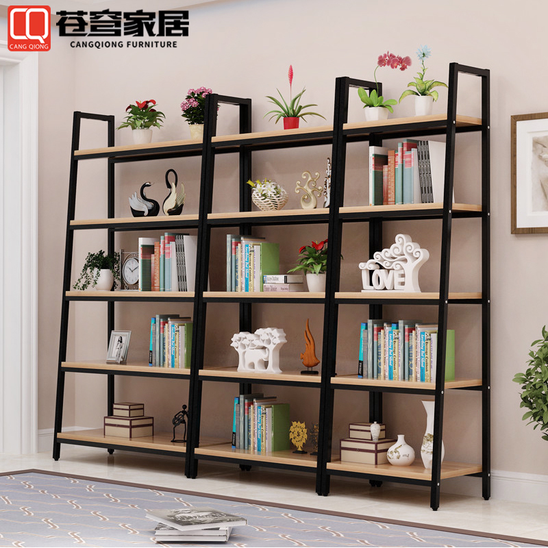 Supermarket Shelf Display Cabinet Jewelry Container Screen Partition Sample Storage Rack Flower