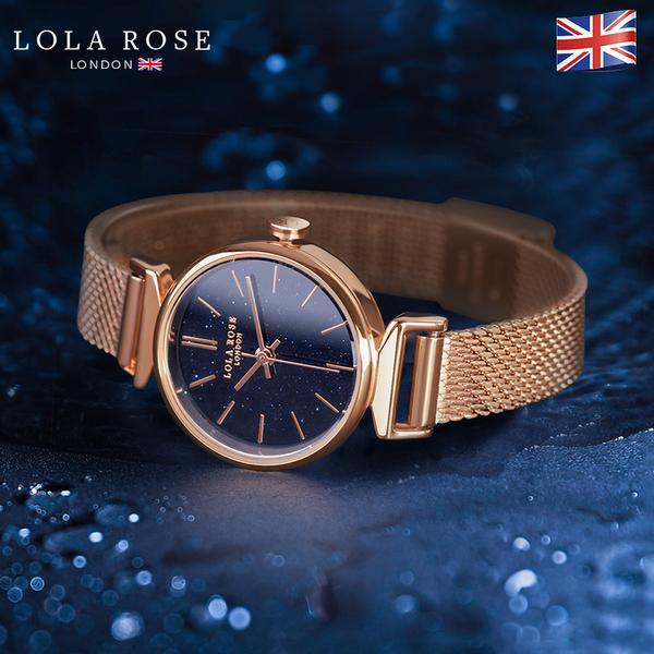 lolarose星空手表,英国小众腕表