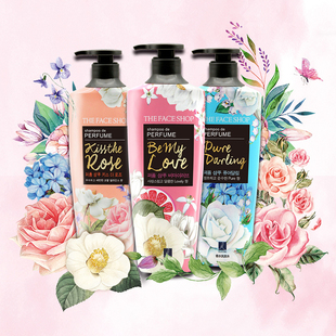 THE FACE SHOP Shampoo Conditioner Set 1200ml