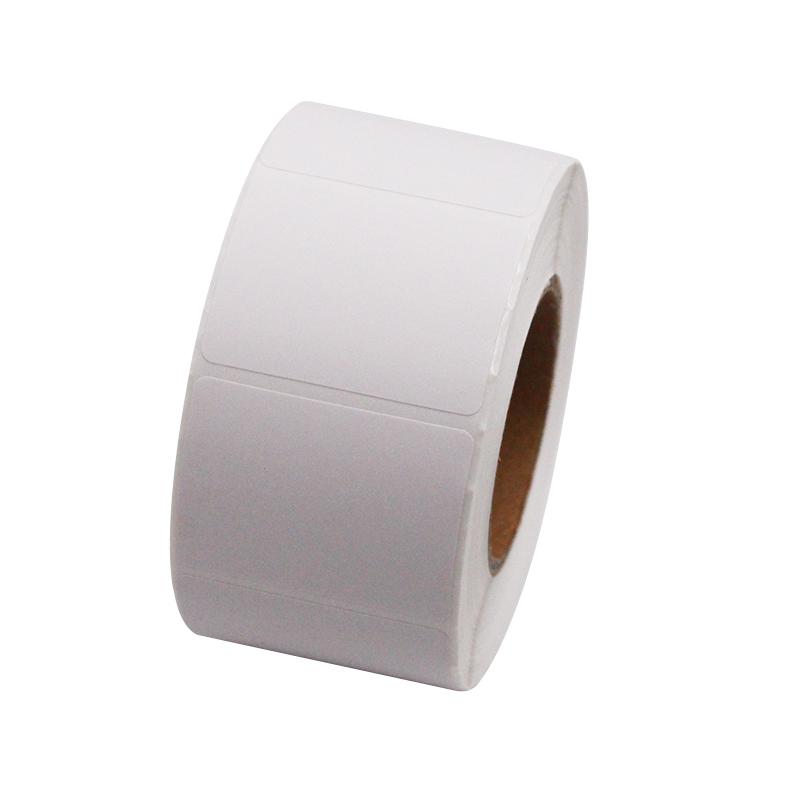 加粘三防熱敏標簽紙40X30 20 50 60 70 80 90 100超市奶茶電子秤空白貼紙防水手寫定做條碼打印機熱敏不干膠