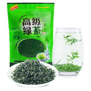 天柱山茶叶散装特级浓香型袋装绿茶