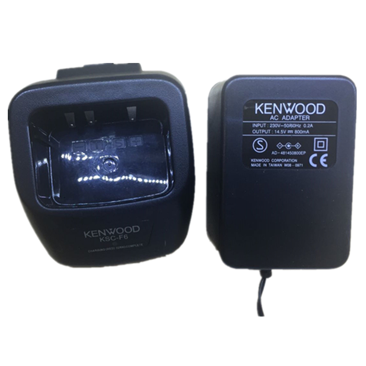 对讲机TH-F6A TH-F7A锂电池智能充电器(KSC-F6)
