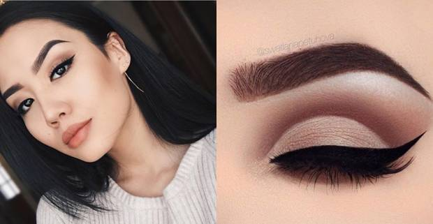 欧美妆_韩系妆容vs欧美妆容,你站队哪一种?
