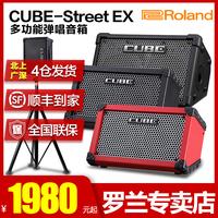 ROLAND Roland Speaker CUBE-STREET EX Портативный динамик Динамик для электрогитары
