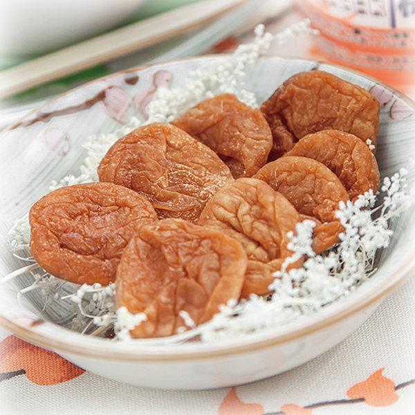 小梅屋 无核蜂蜜味梅饼零食 80g*3袋 天猫优惠券折后¥22.8包邮(¥37.8-15) 多款可选