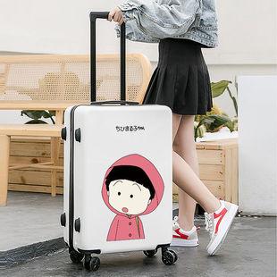 送女生可爱的实用礼物,小清新万向轮登机箱