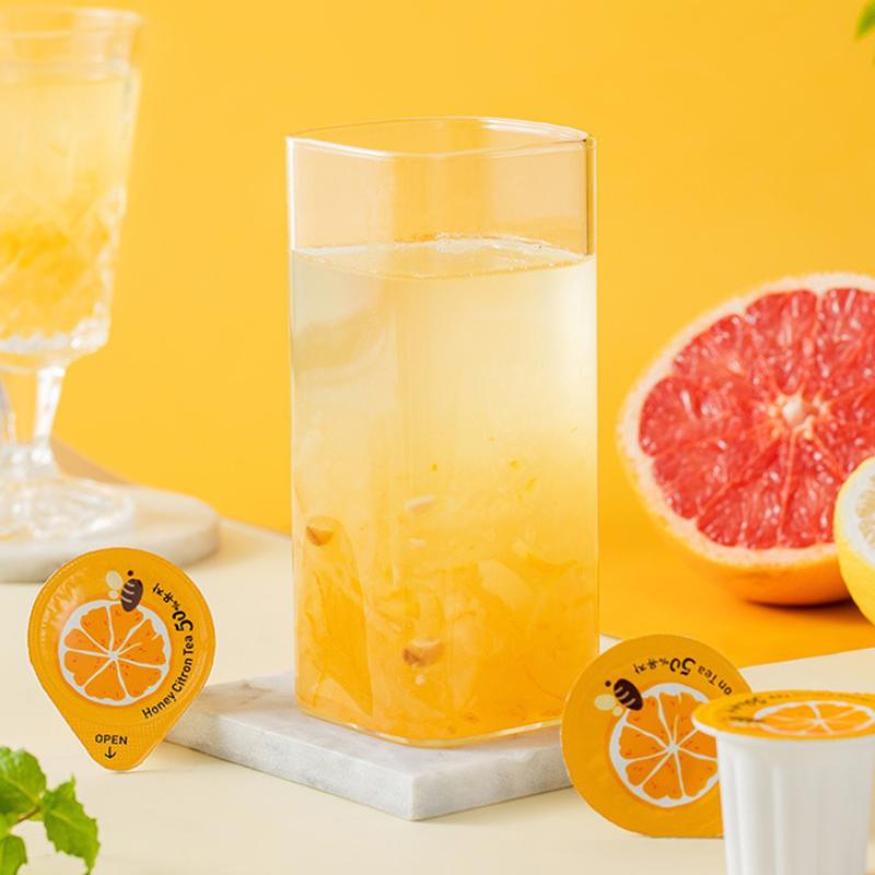 【网易严选】韩国蜂蜜柚子茶胶囊7颗