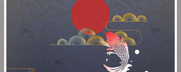 PSD古典设计新中式中国风设计素材大全插图56