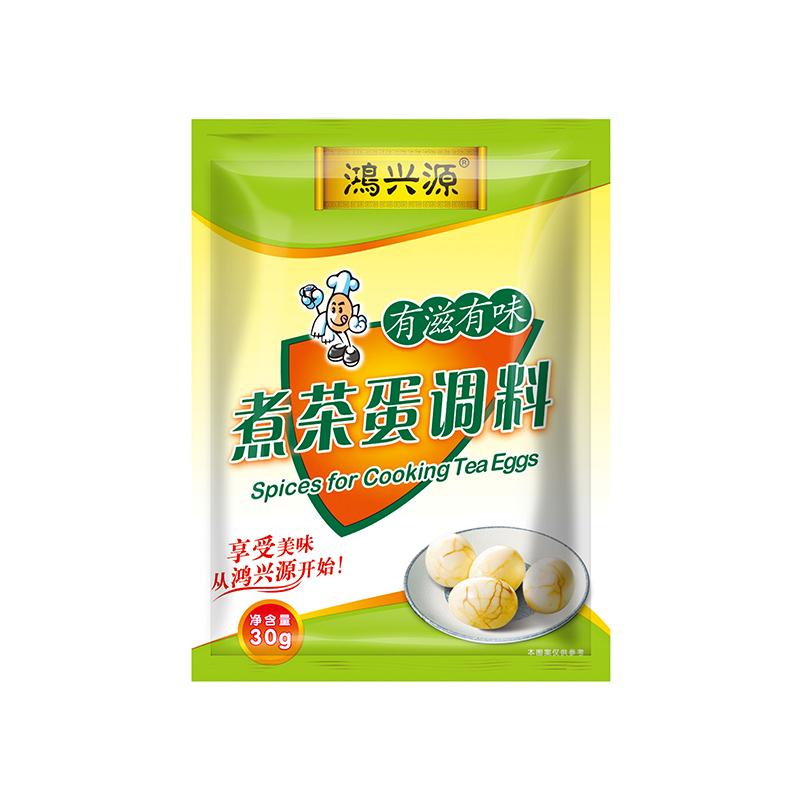 【鸿兴源】茶叶蛋调料包30g*4袋