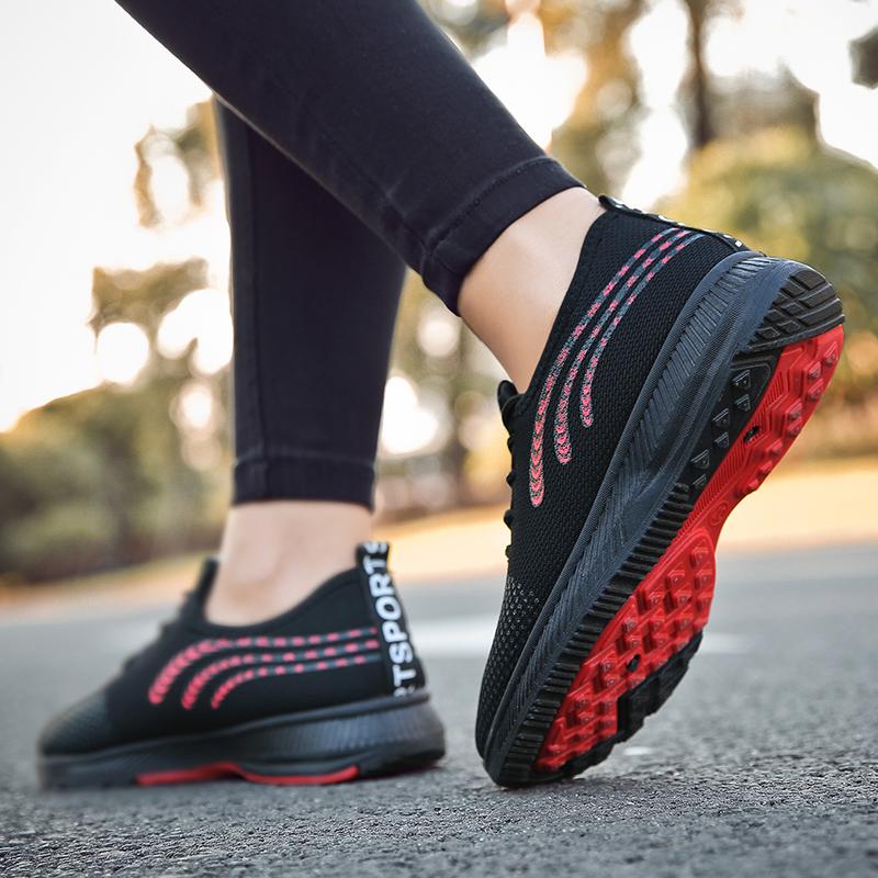 冬季中老年女鞋加绒保暖旅游运动休闲鞋妈妈鞋软底防滑舒适健步鞋