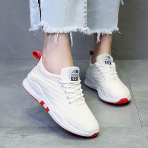 歌蒂韵春季运动休闲鞋跑步鞋软底单鞋女鞋