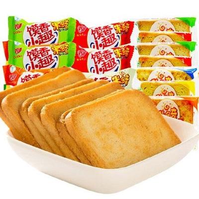 2斤米多奇烤馍片早餐馒头片馍丁