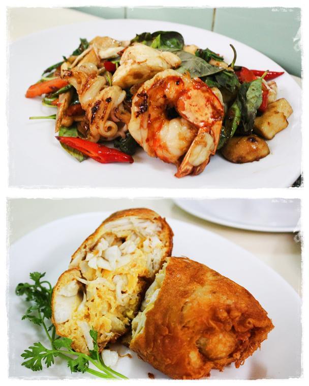 曼谷这家路边小吃竟然入选成了米其林餐厅32