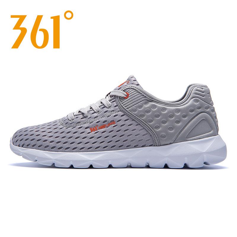 361度男鞋运动鞋跑鞋透气轻便秋季新款常规361专卖店男子跑步鞋