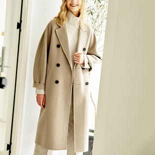 ^ @ ^ Rong прекрасный 【DY0913455】M домой 1018*1 модернизированный экстравагантный статья K уровень метр вес чистый кашемир пальто