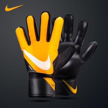 Перчатки вратарские,  NIKE охрана ворота член перчатки ворота генерал перчатки nike футбол перчатки для взрослых ребенок человек GS0344 специальность подлинный, цена 2214 руб