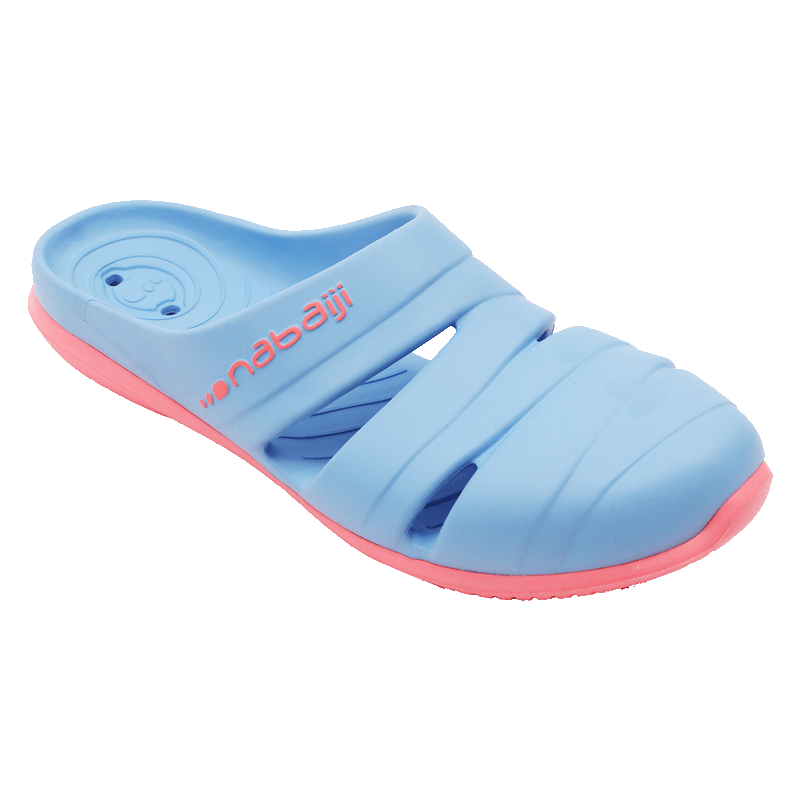 9fc125c6d ... Decathlon pool slippers summer swimming wear non-slip drainage  comfortable light female indoor NAB E