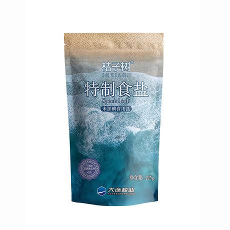 大连桔子树食有盐怎么样?桔子树海盐对身体好吗?
