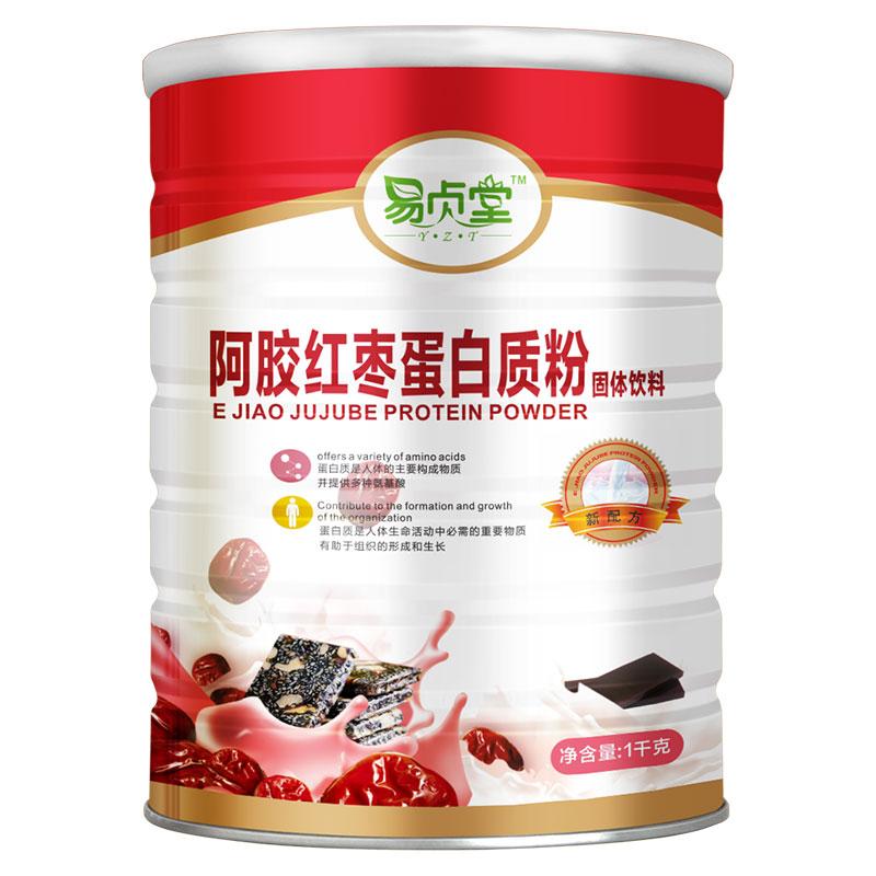 阿胶红枣蛋白质粉1000g大容量