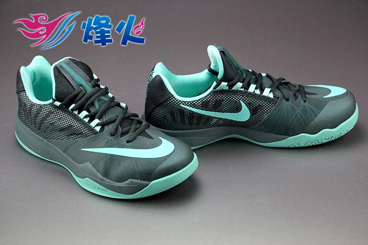 Run達人的店烽火NIKE ZOOM RUN THE ONE 哈登 粉色低幫實戰籃球鞋 653636-006