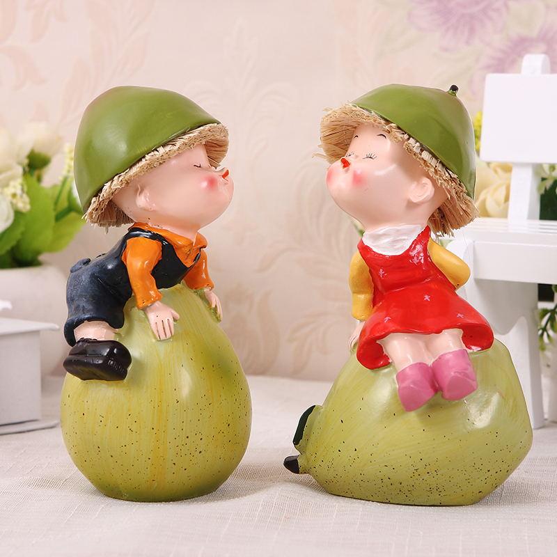 Цвет: Поцелуй Груша куклы