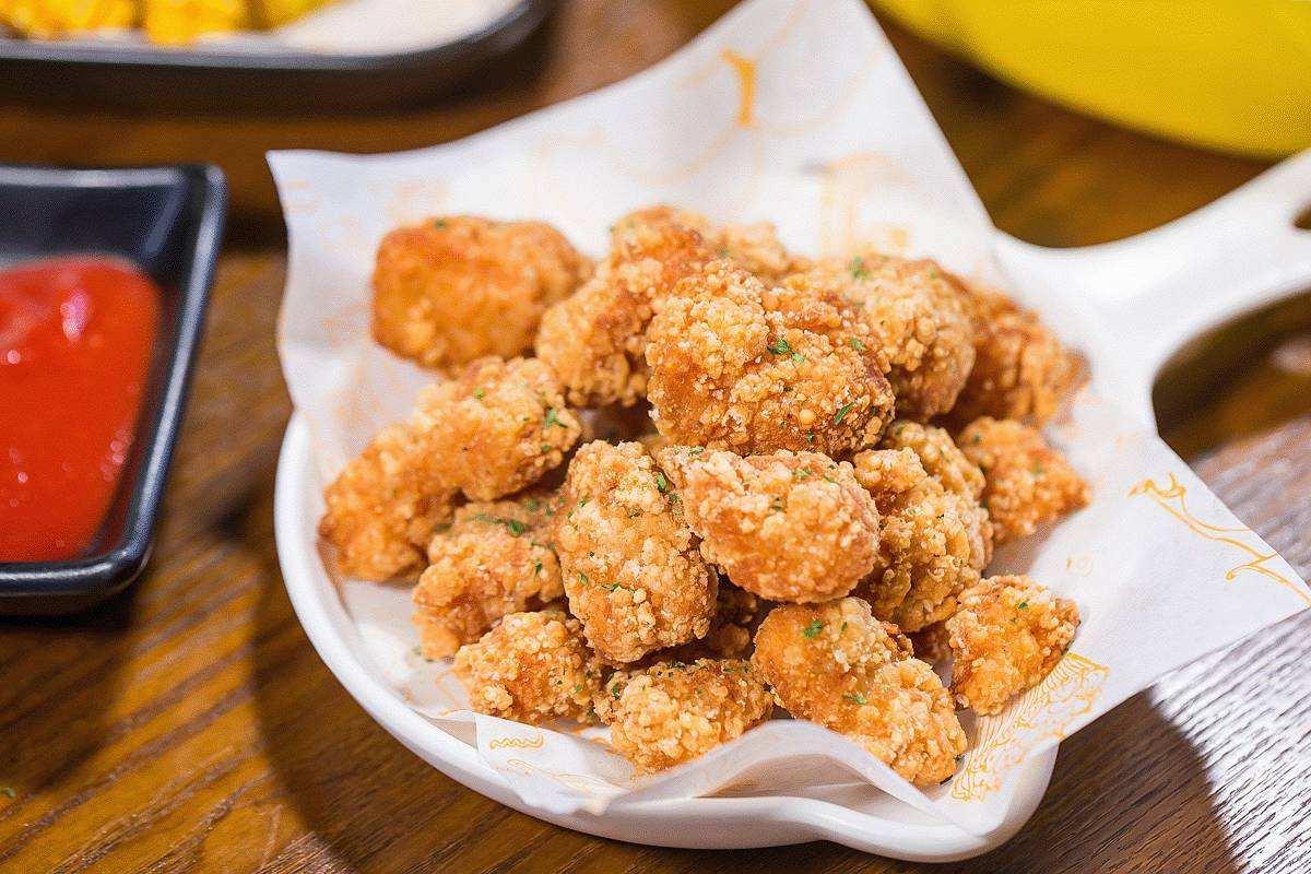 在家就能搞定盐酥鸡,超简单超香