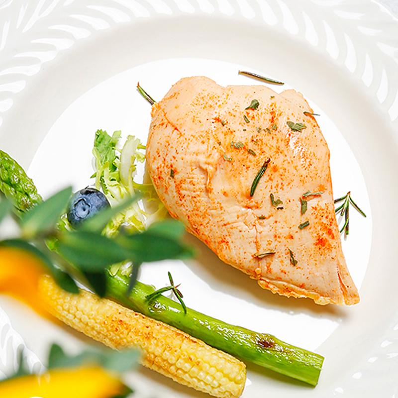 鸡胸肉健身代餐即食轻食100g*5