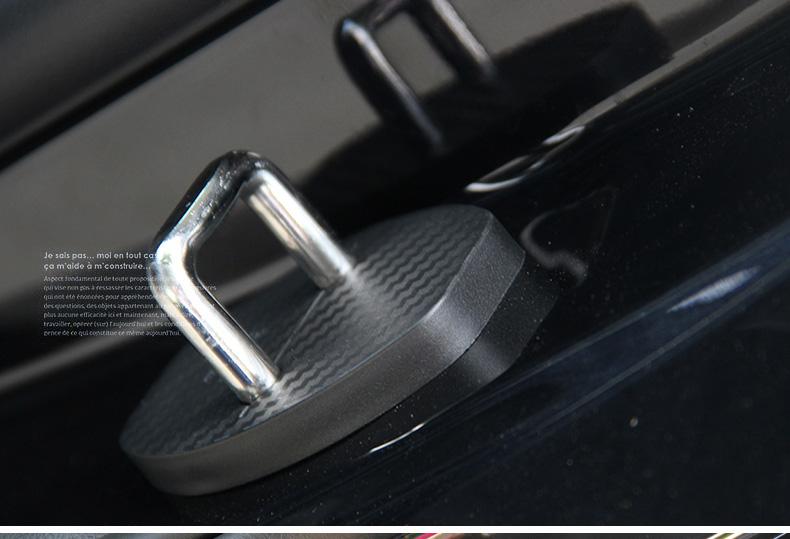 Ốp bảo vệ móc cửa và bản lề Volkswagen Tiguan 2018- 2020 - ảnh 20