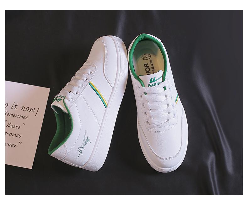 回力女鞋小白鞋年新款春秋百搭白鞋休閒板鞋夏季薄款运动鞋子详细照片