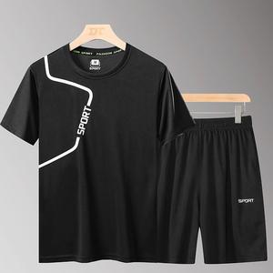 【百人验货】GKO健身运动套装休闲两件套