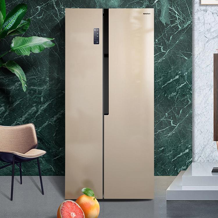 6款双开门冰箱 大容量长久保鲜