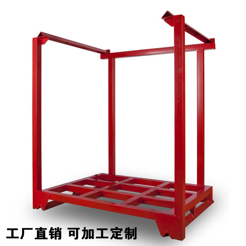 广州物料架布匹架重型储藏钢架可拆装巧固架货架仓储堆垛架厂定制