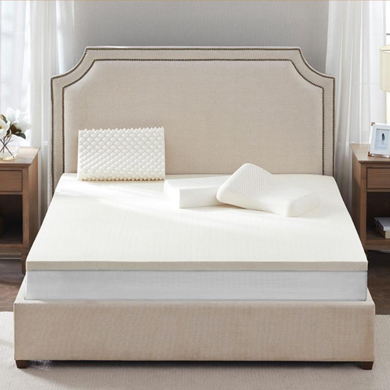 网易严选泰国乳胶床垫天然橡胶软垫1.5米