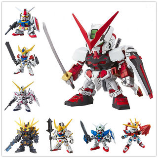Wanzi SD up to SDEX Red Different End Can Angel Yuanzu Alone Beast Barbatos Destiny